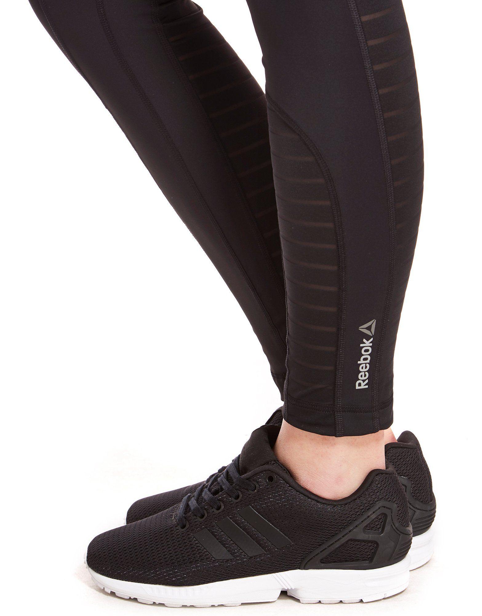 Reebok Mesh Panel Leggings