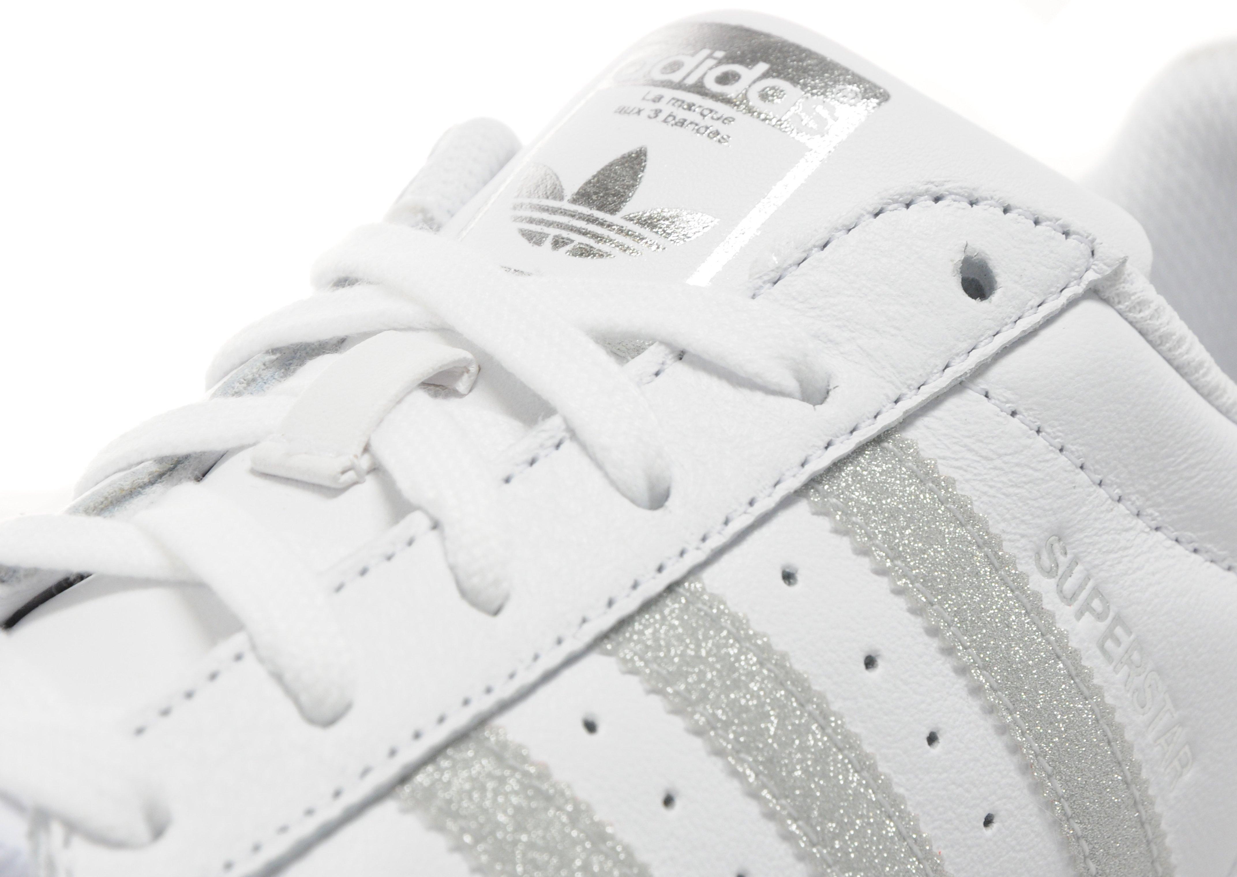 Adidas Superstar White Metallic Silver claverleyconsulting.co.uk
