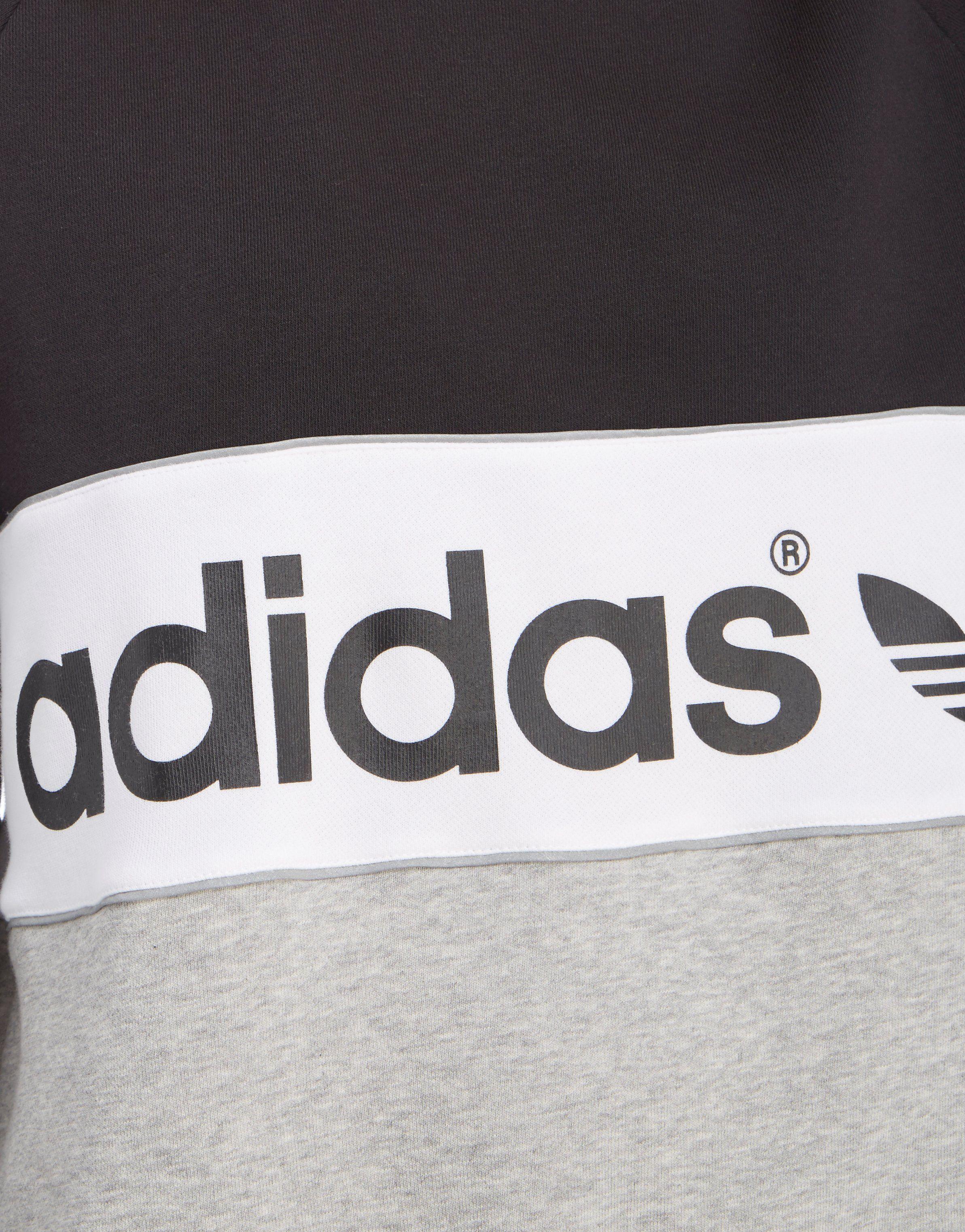adidas Originals Authentic Crew Sweatshirt