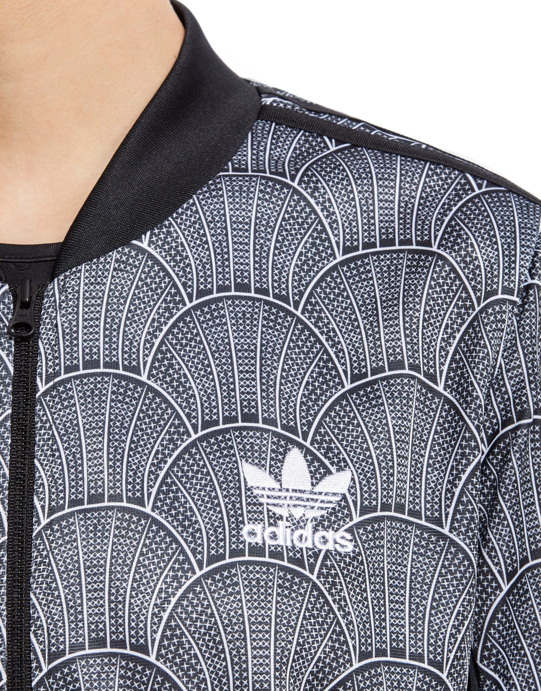 adidas Originals Shell Tile Superstar Track Top