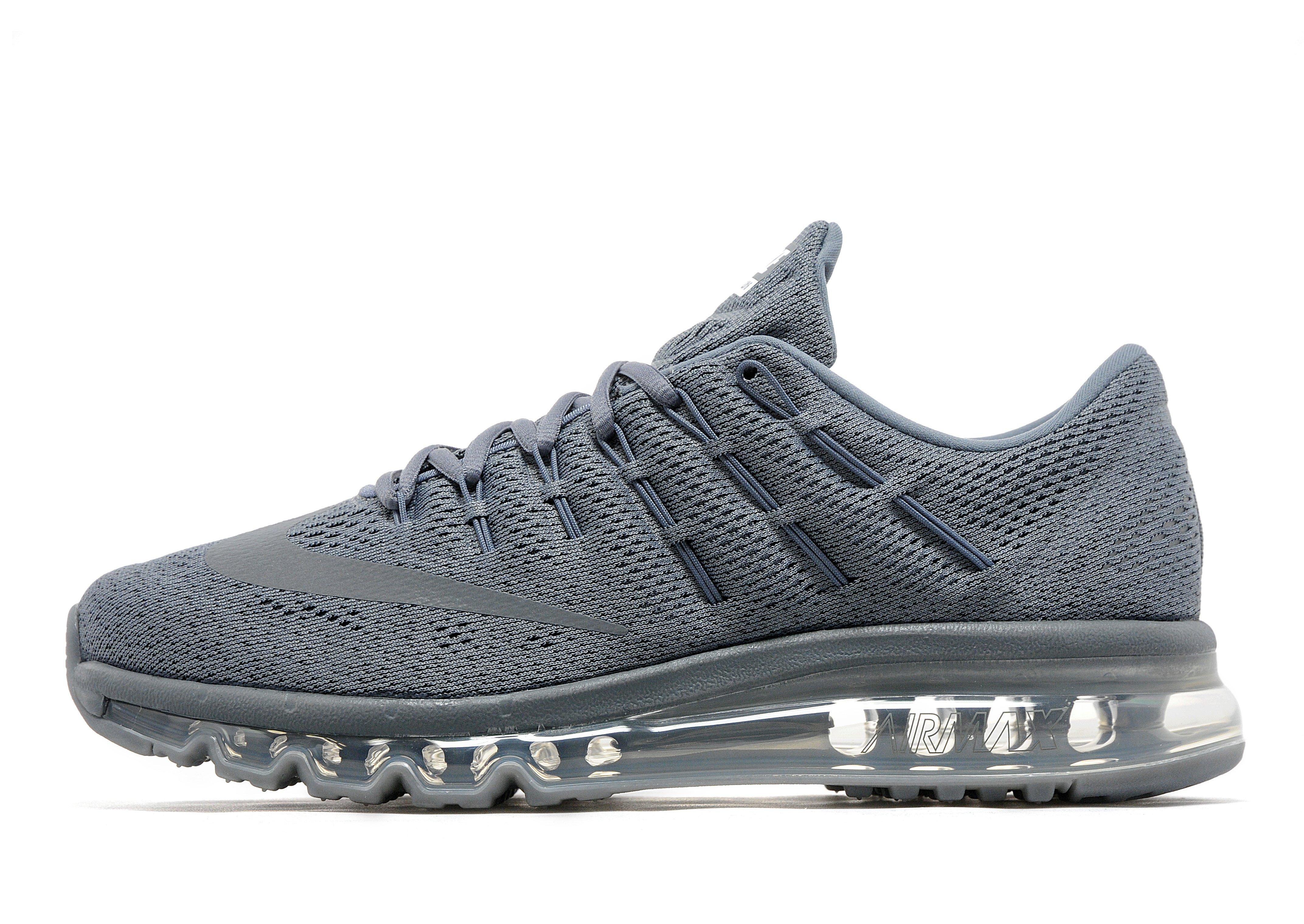NIKE AIR MAX 2016 GS PRINT, Newest Shoes Review