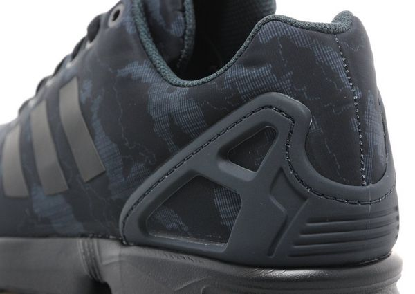 Adidas Zx Flux Black Camo