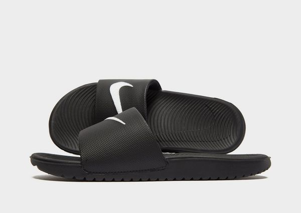 Nike Kawa Flip Flops Junior White