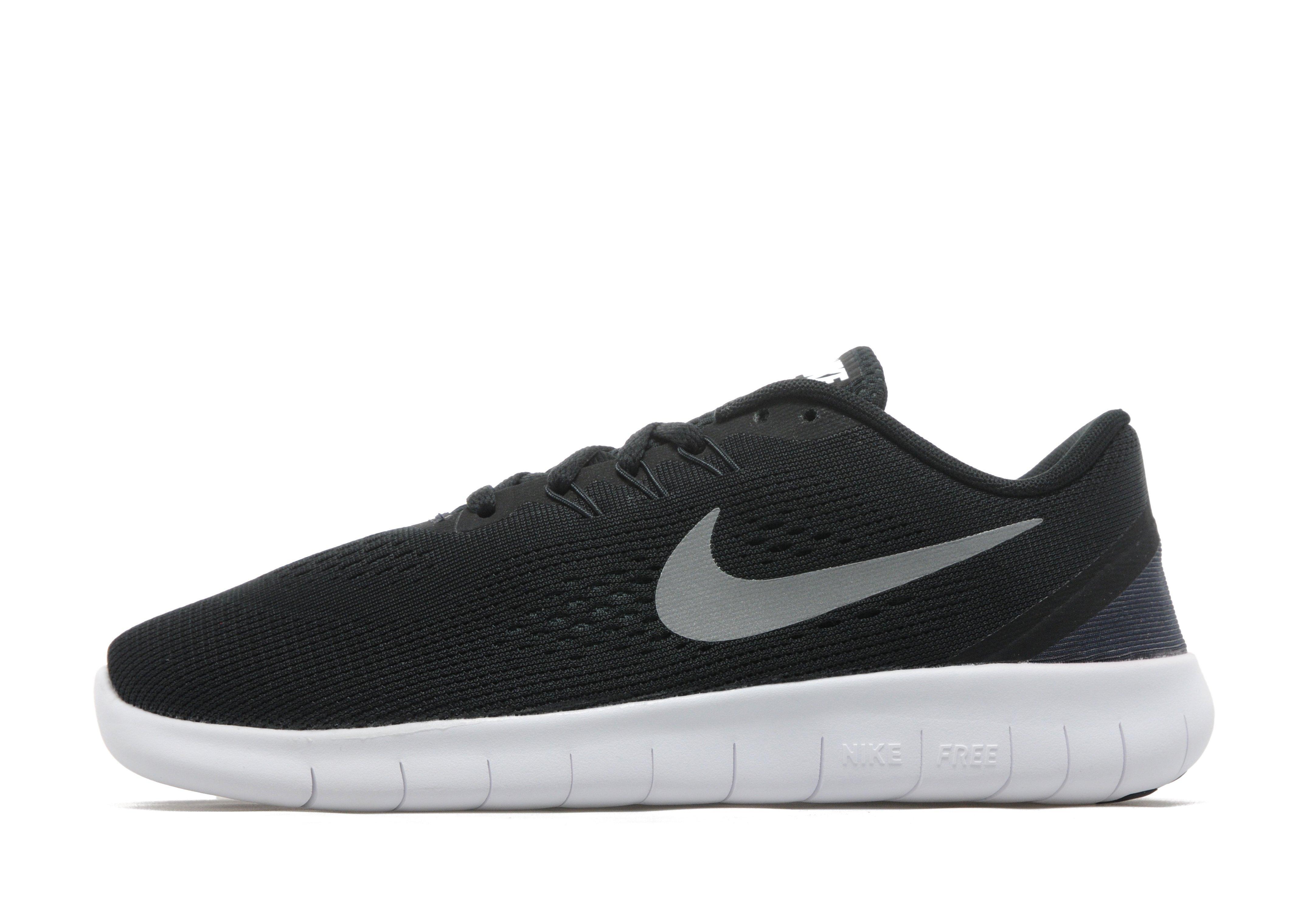 70666ba8b Nike Free Run Junior Black