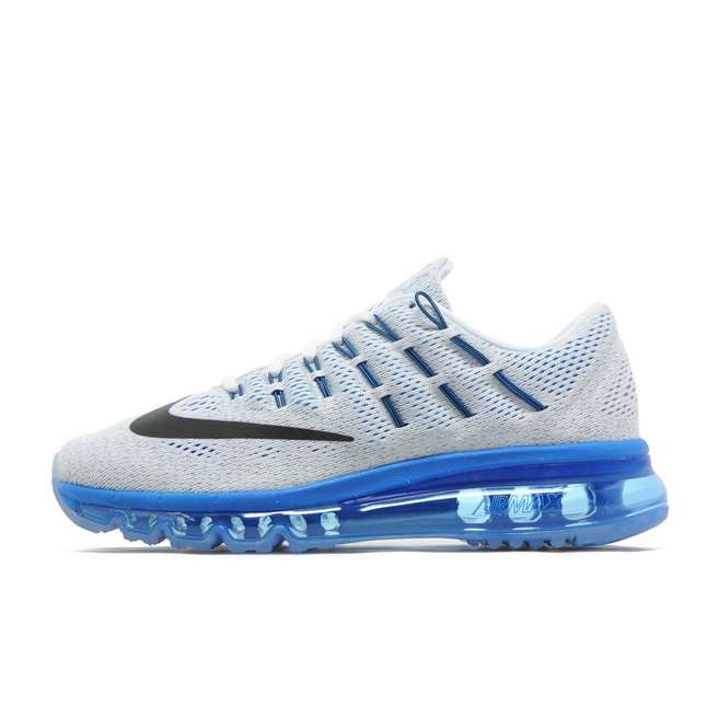 Nike Air Max 2016 Blue And White