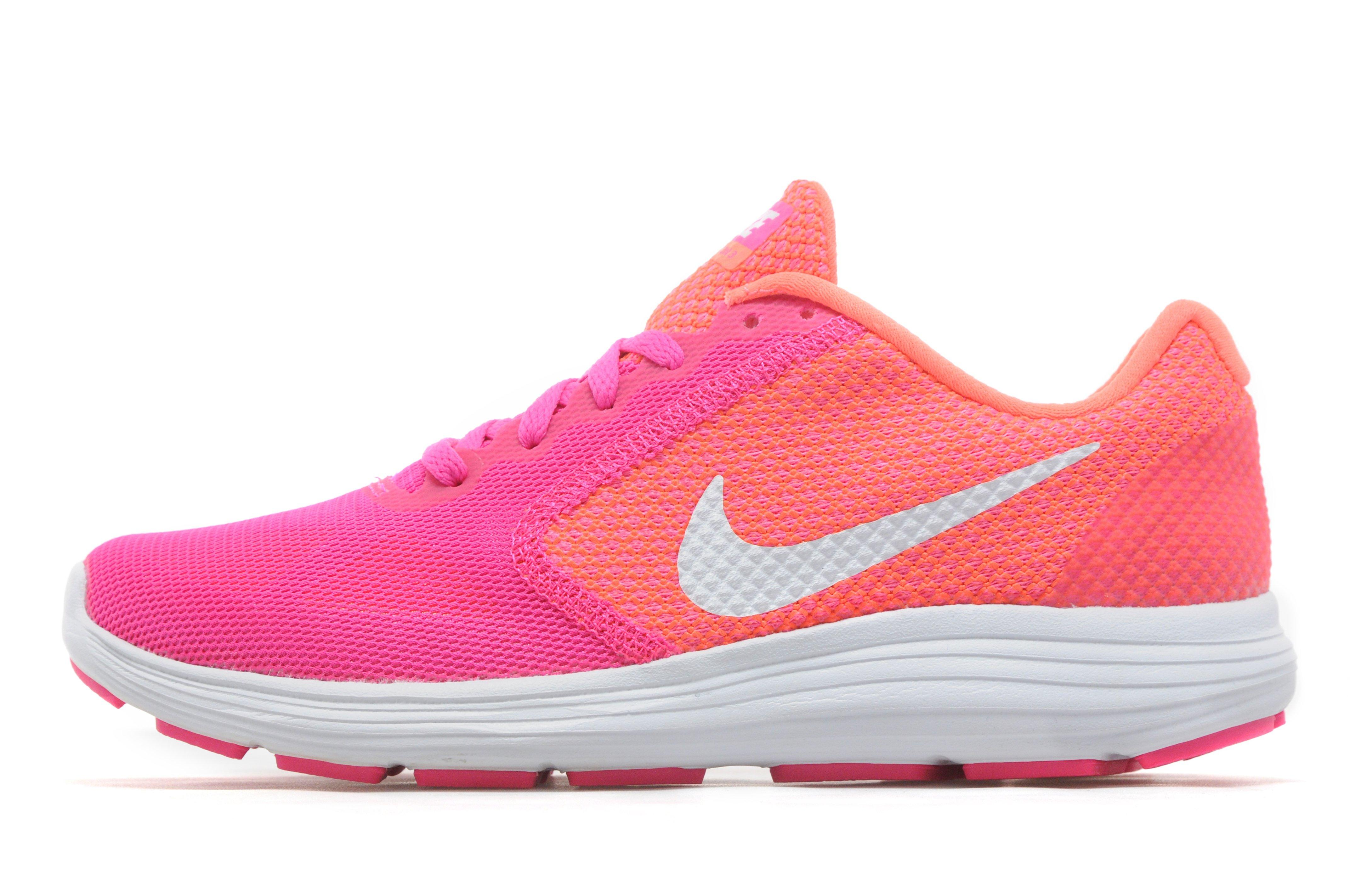Nike Womens Trainers Pink