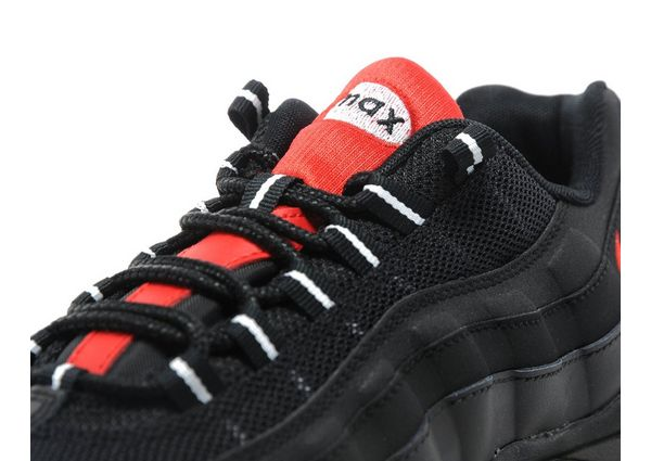 Nike Air Max 95 Black Red