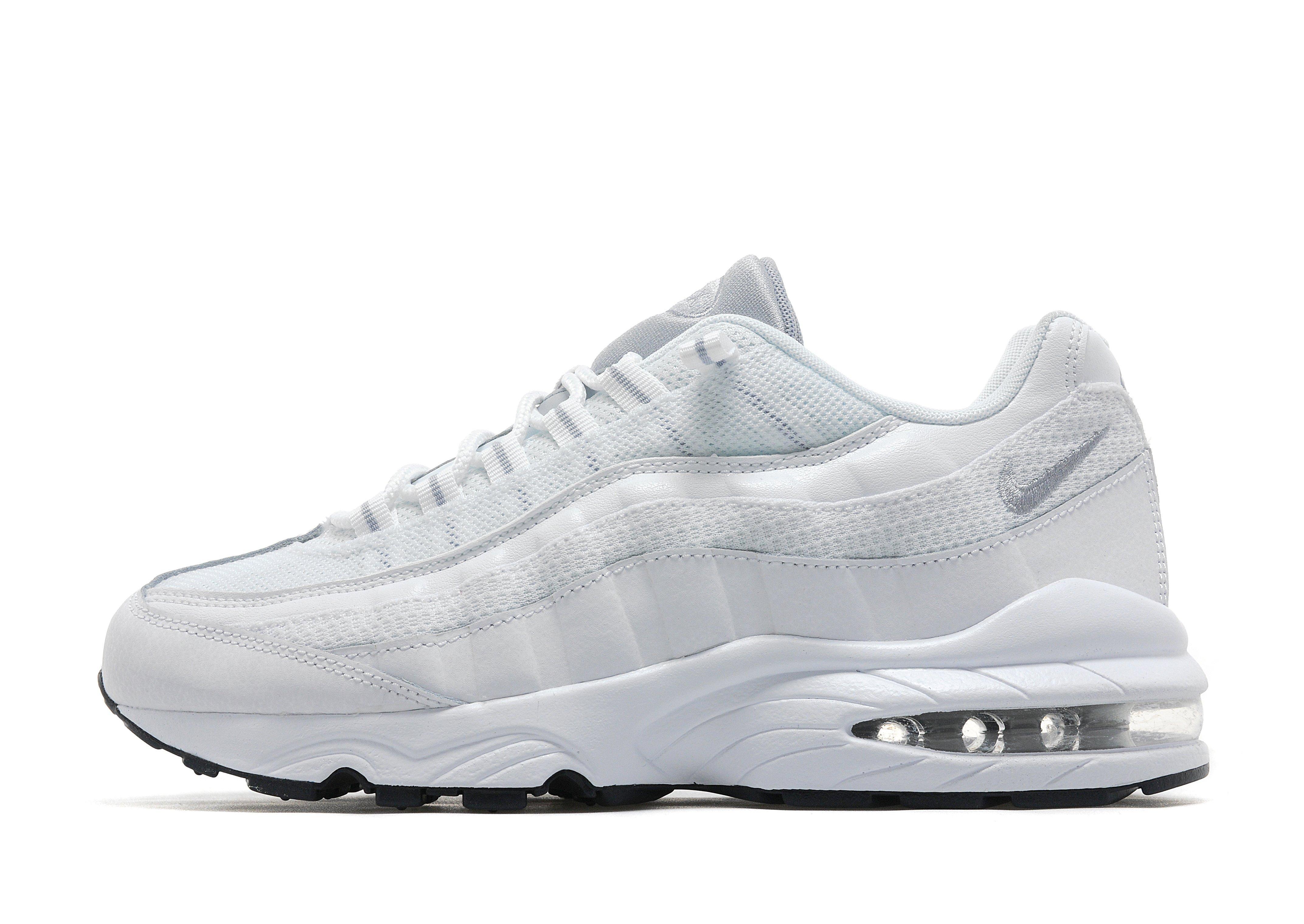 all white air max 95 junior nz
