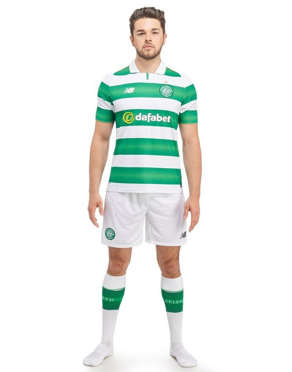 New Balance Celtic FC 2016/17 Home Shorts