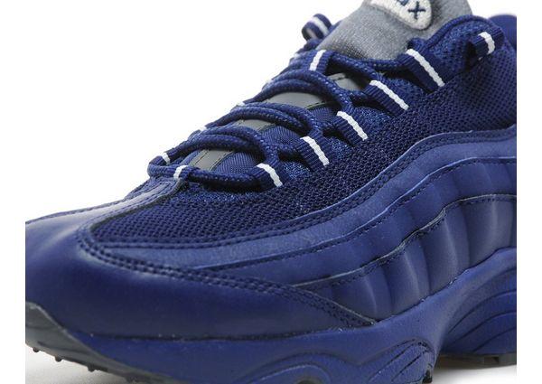 new product ab04a d3309 nike air max 95 junior blue
