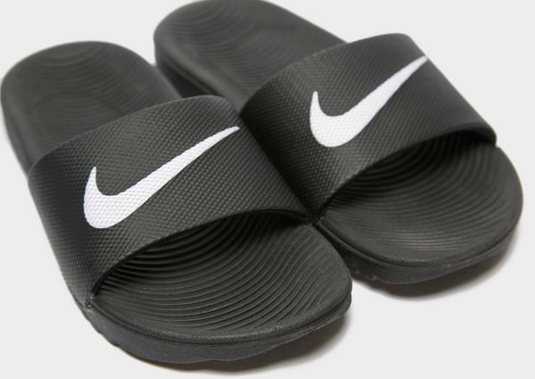 d24171d01a7a NIKE Nike Kawa Younger Older Kids  Slide