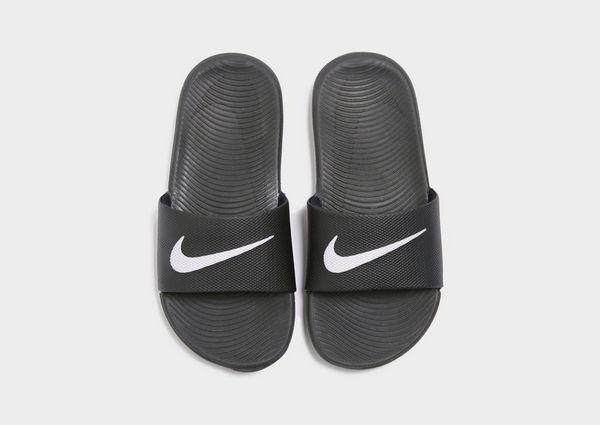 a1ec75582ab33e Nike Kawa Slides Children