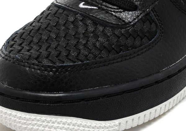 Nike 1 Air Force 1 Nike Blanco Y Negro Jd aa1299
