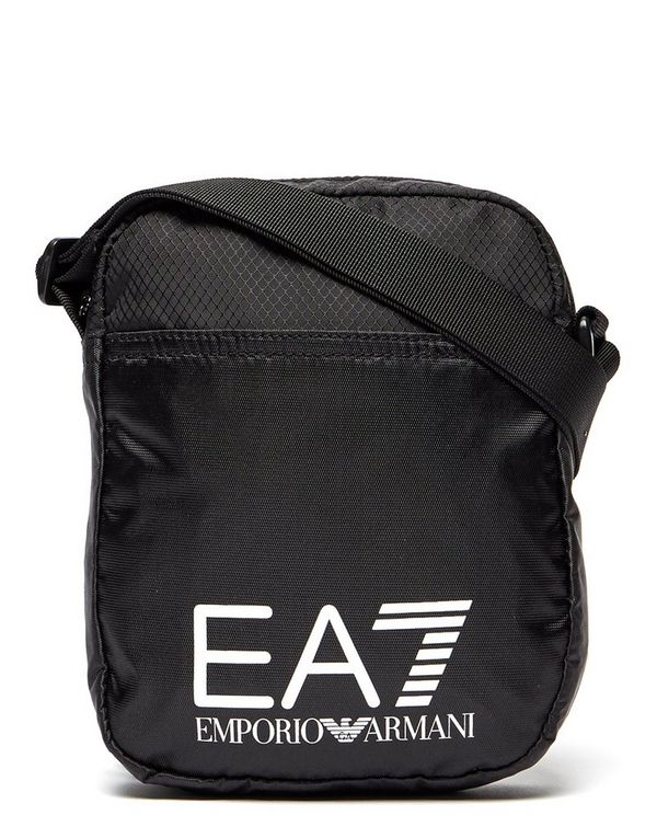 Emporio Armani EA7 Train Logo Small Pouch Bag  6b3c056e8e887
