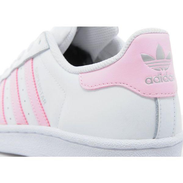 Adidas Superstar Womens Baby Pink
