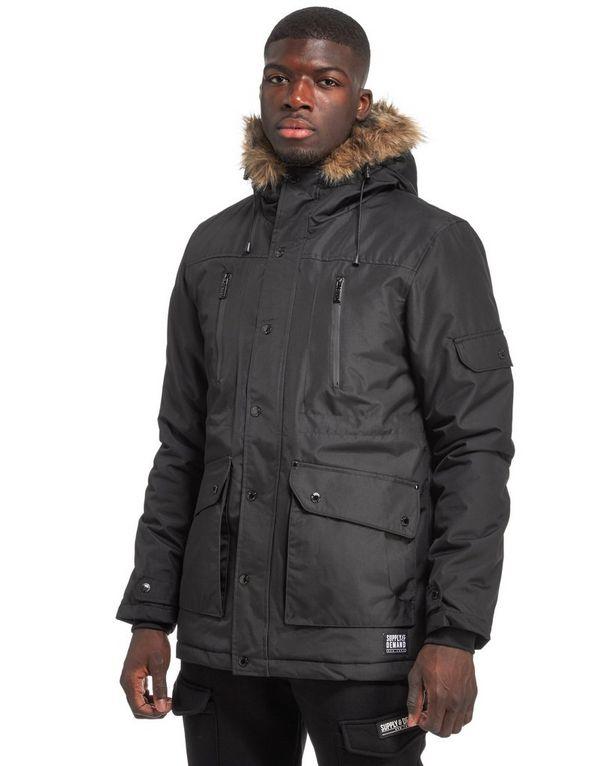 Supply & Demand Parka Jacket
