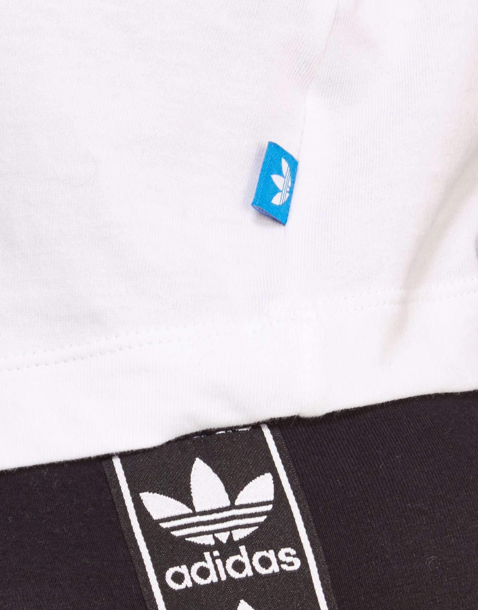 adidas Originals Tape Crop T-Shirt