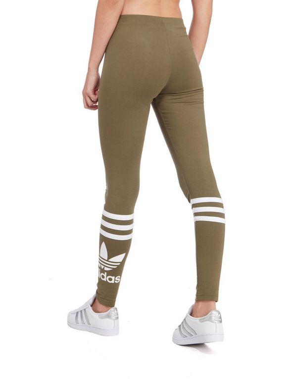 adidas leggings khaki