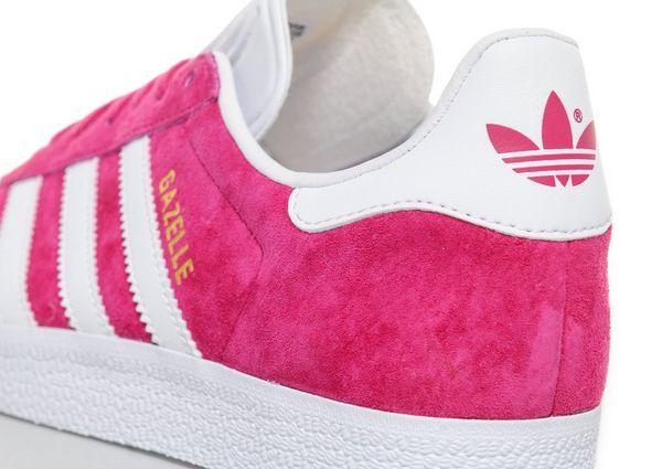 adidas pink gazelle women