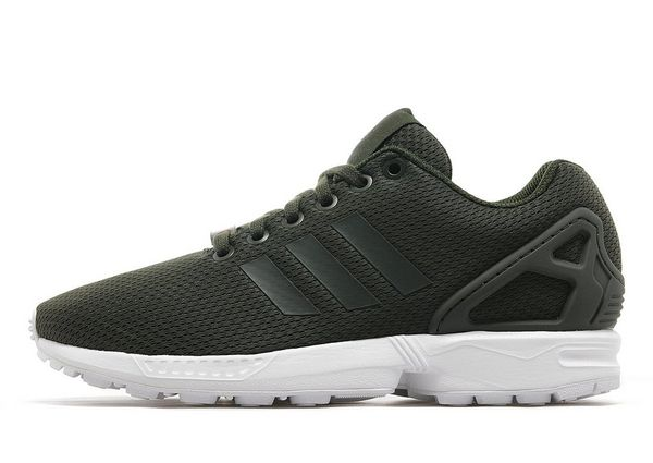 adidas Originals Womens ZX Flux - Green