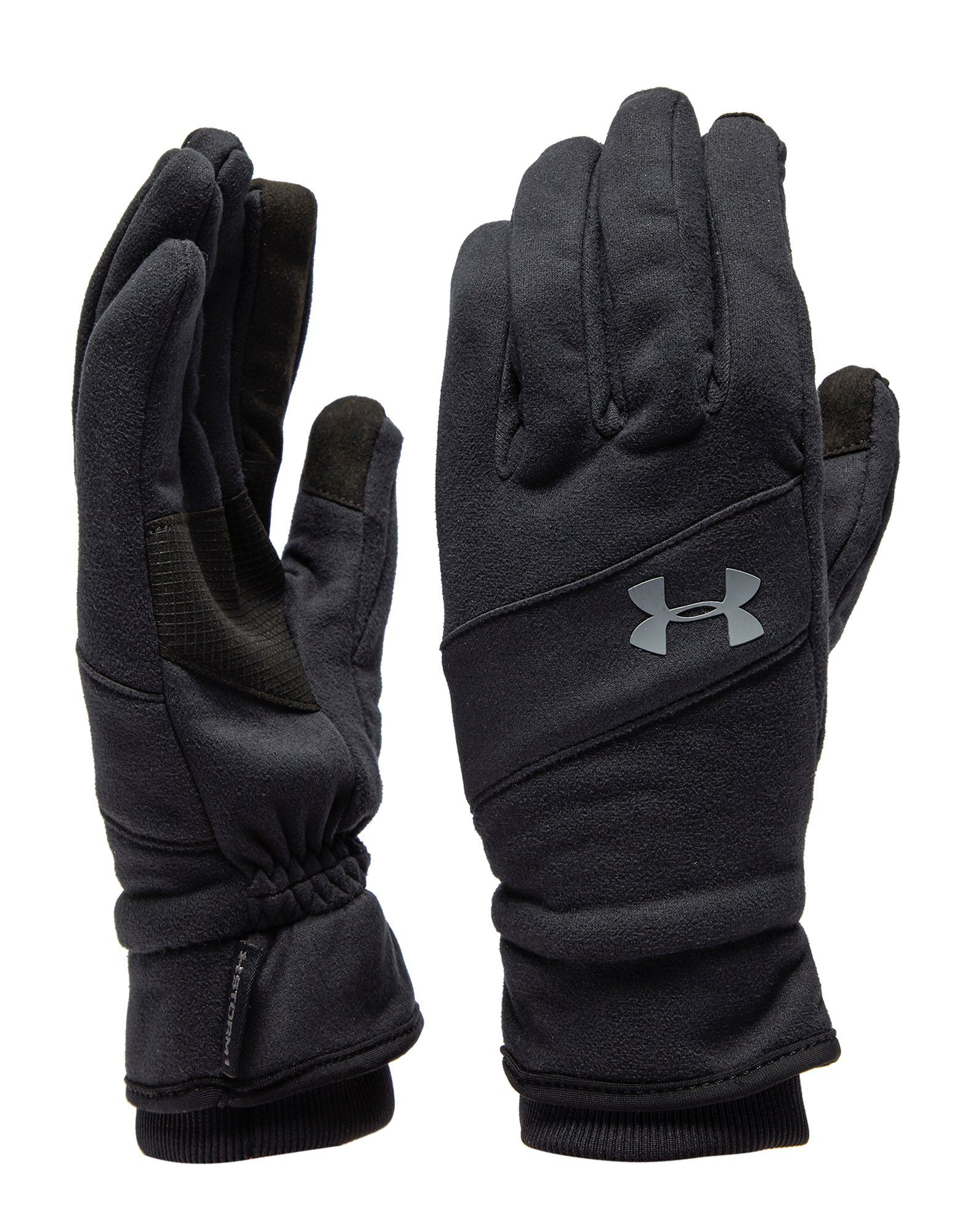 Mens gloves no fingers - Under Armour Storm Coldgear Infrared Elements Gloves