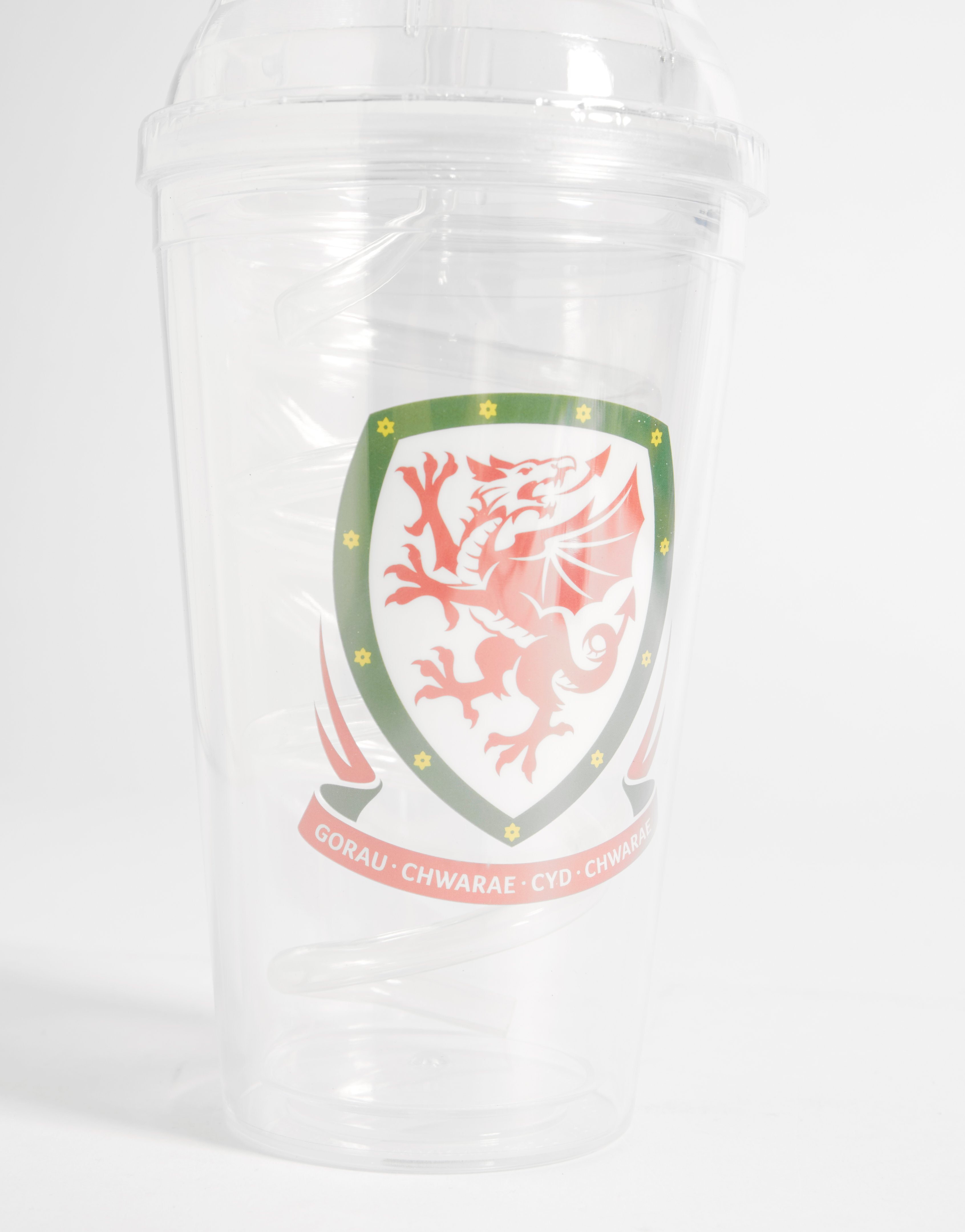 Official Team Wales Tumbler