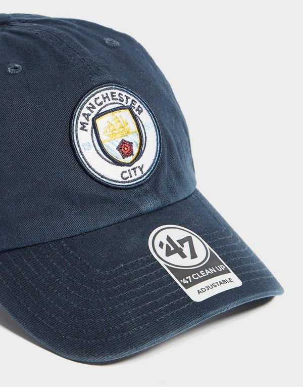 47 Brand Manchester City FC Cap  aceed1b63e