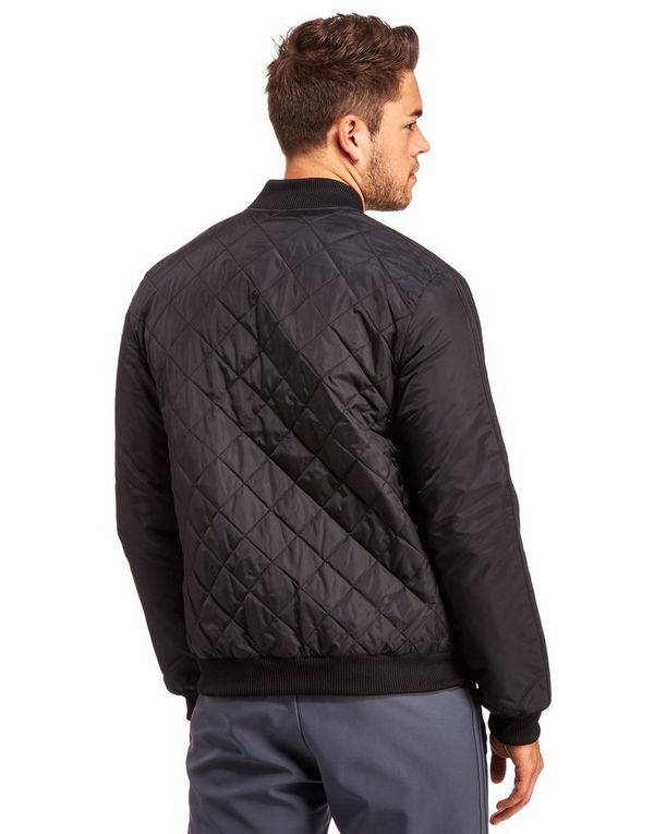 b9b76cd46 adidas Originals Quilt Bomber Jacket