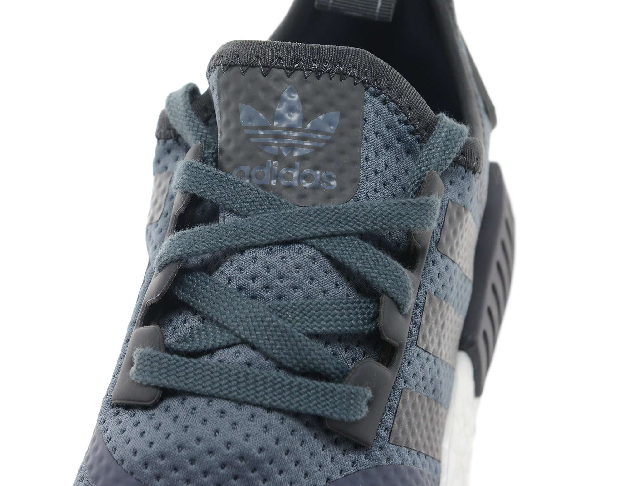 Adidas nmd runner r1 branco preto marrom