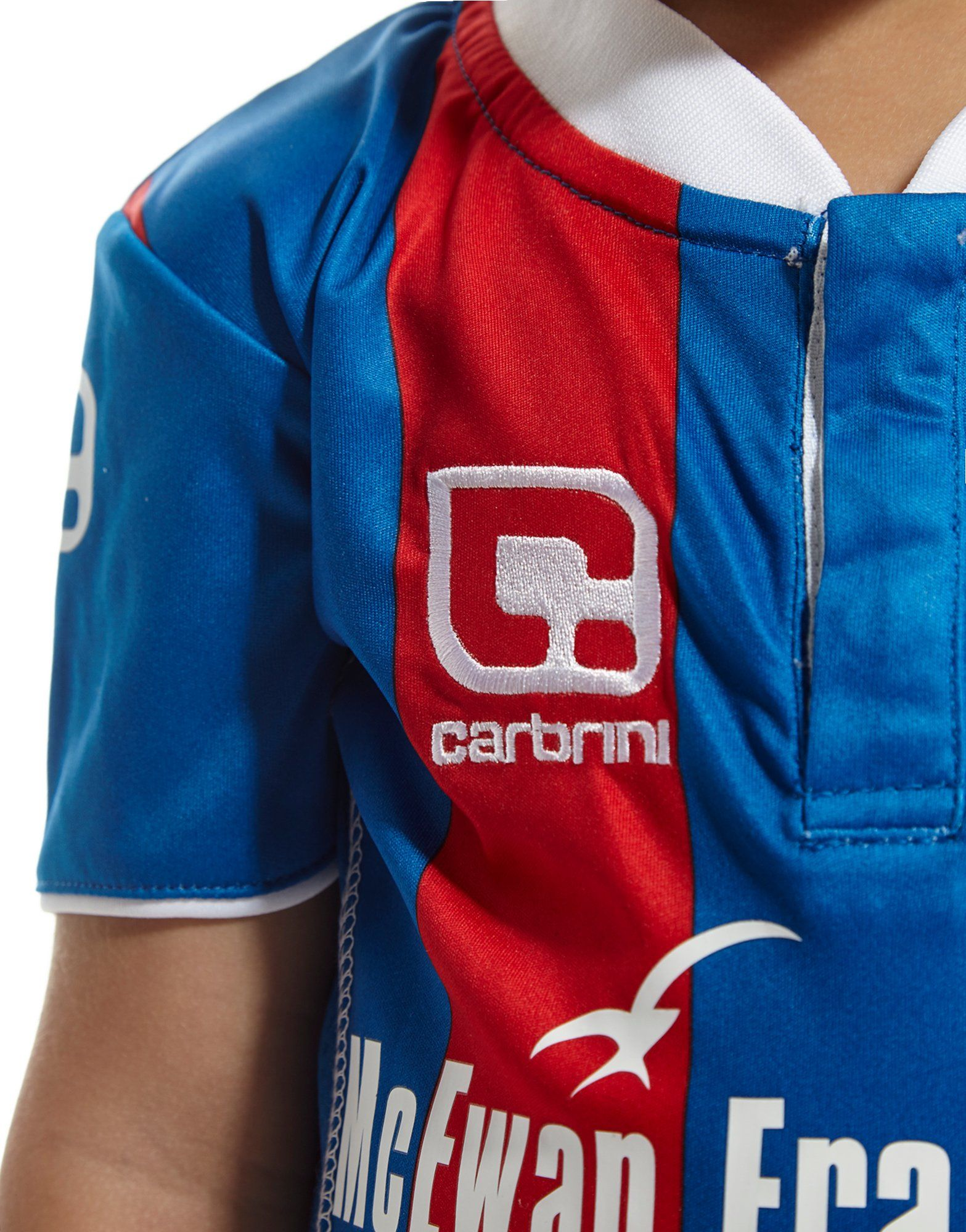 Carbrini Inverness CT 2016/17 Home Kit Infant