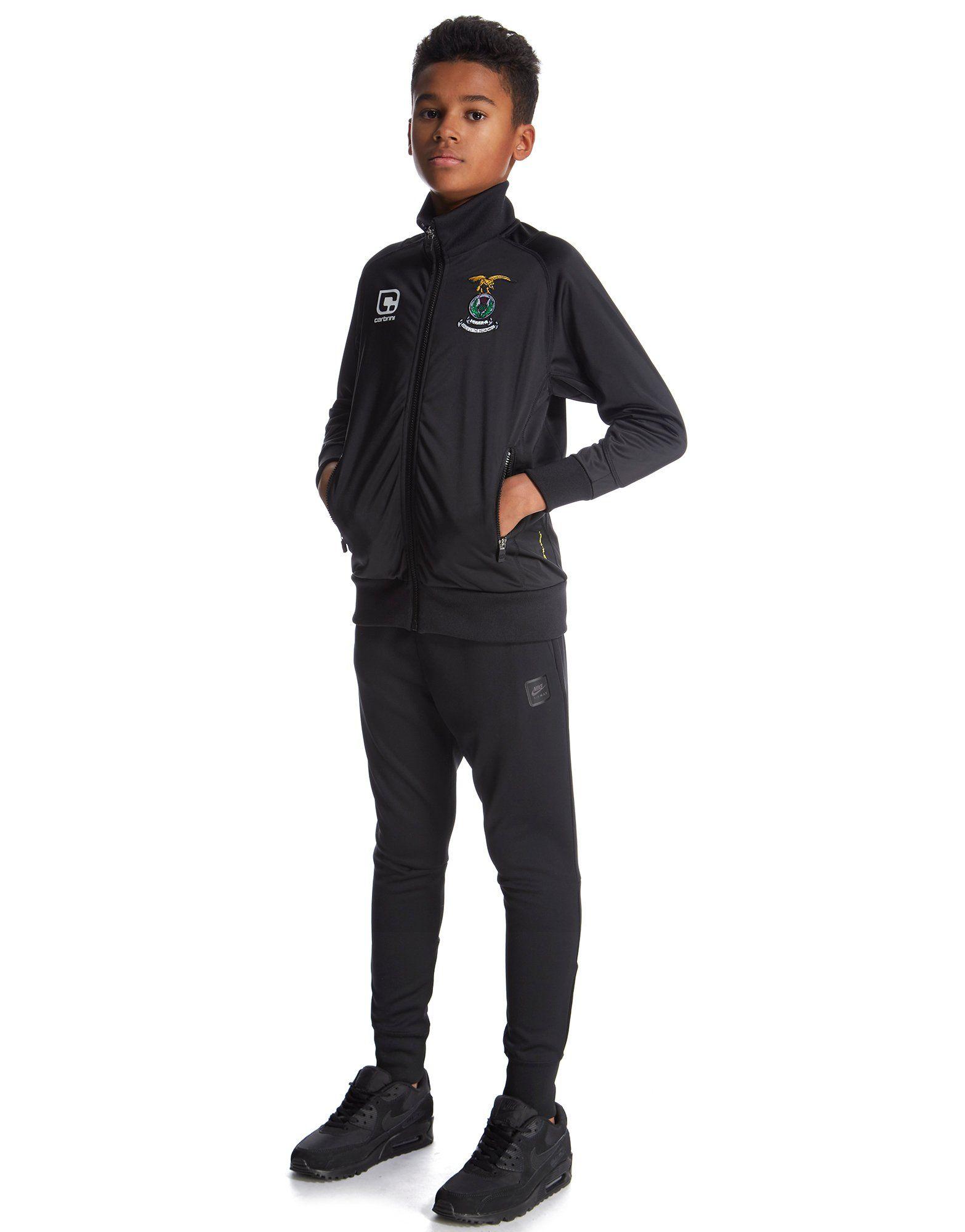 Carbrini Inverness CT Track Jacket Junior
