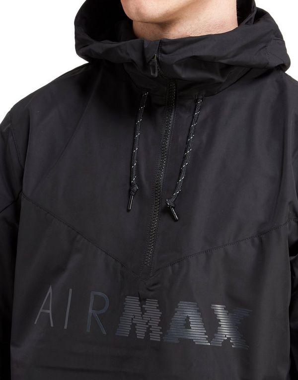 nike air max half zip chevron jacket jd sports sverige. Black Bedroom Furniture Sets. Home Design Ideas