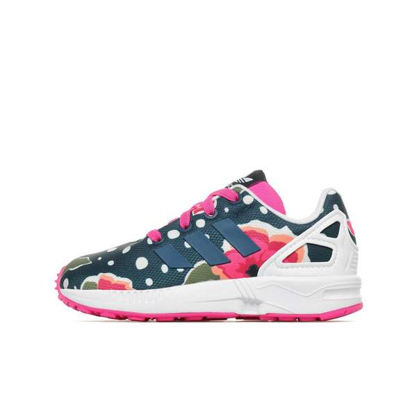 adidas originals zx flux infant jd sports. Black Bedroom Furniture Sets. Home Design Ideas