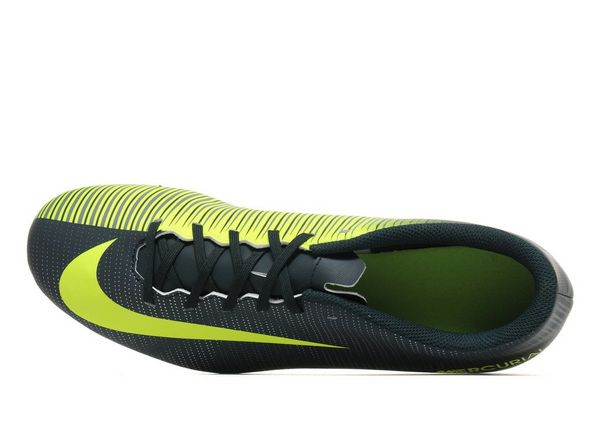 Nike Chapter 3 Mercurial Vortex III CR7 FG Men's Green