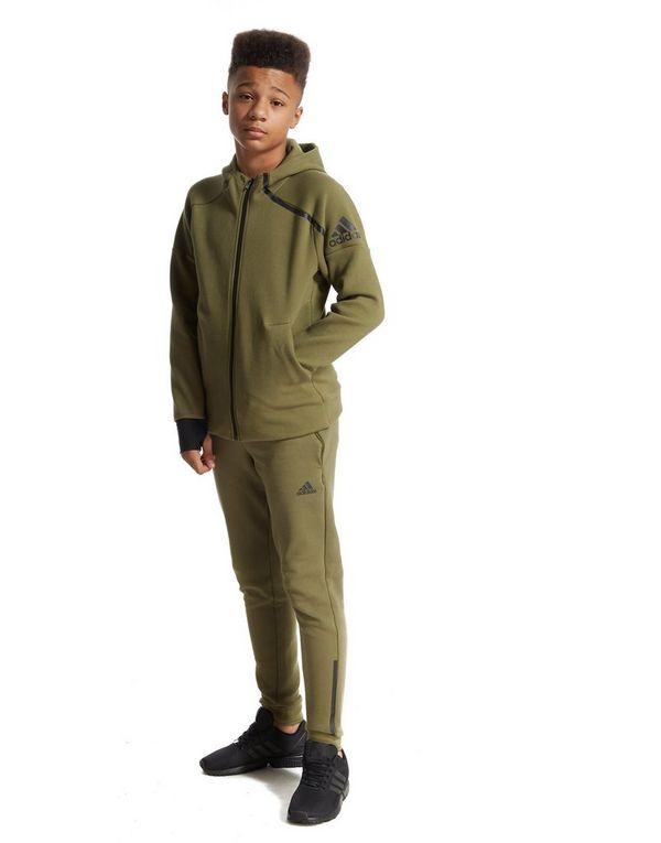 adidas Z.N.E Full Zip Hoodie Junior