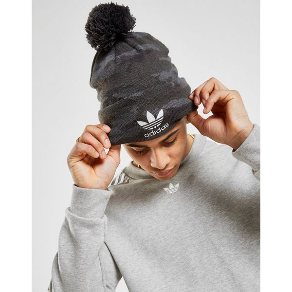 great fit 55293 f17bf ... discount code for adidas originals pom beanie c717c deff9