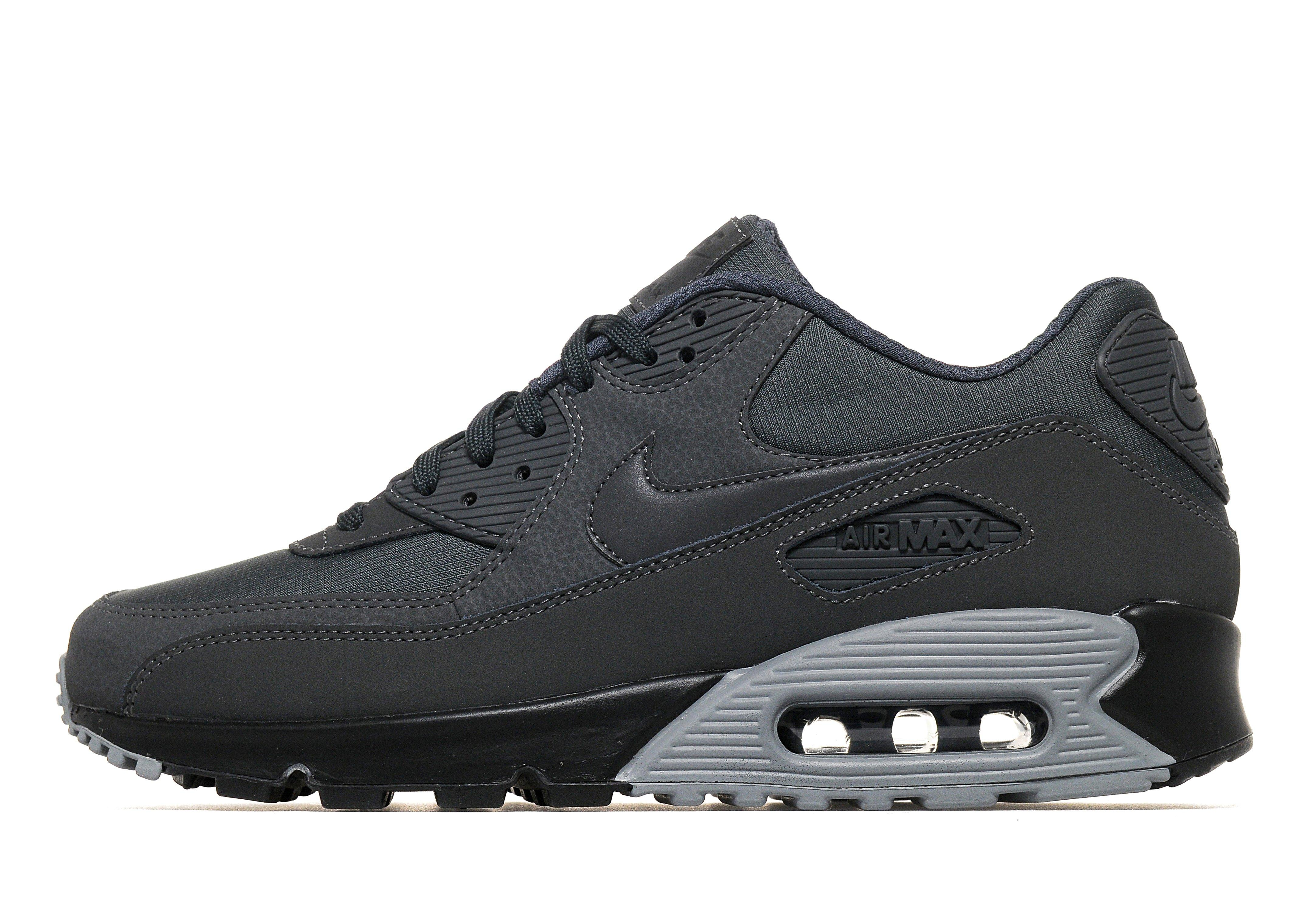 mens nike air max 90 black