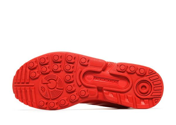 adidas originals zx flux ripstop junior red