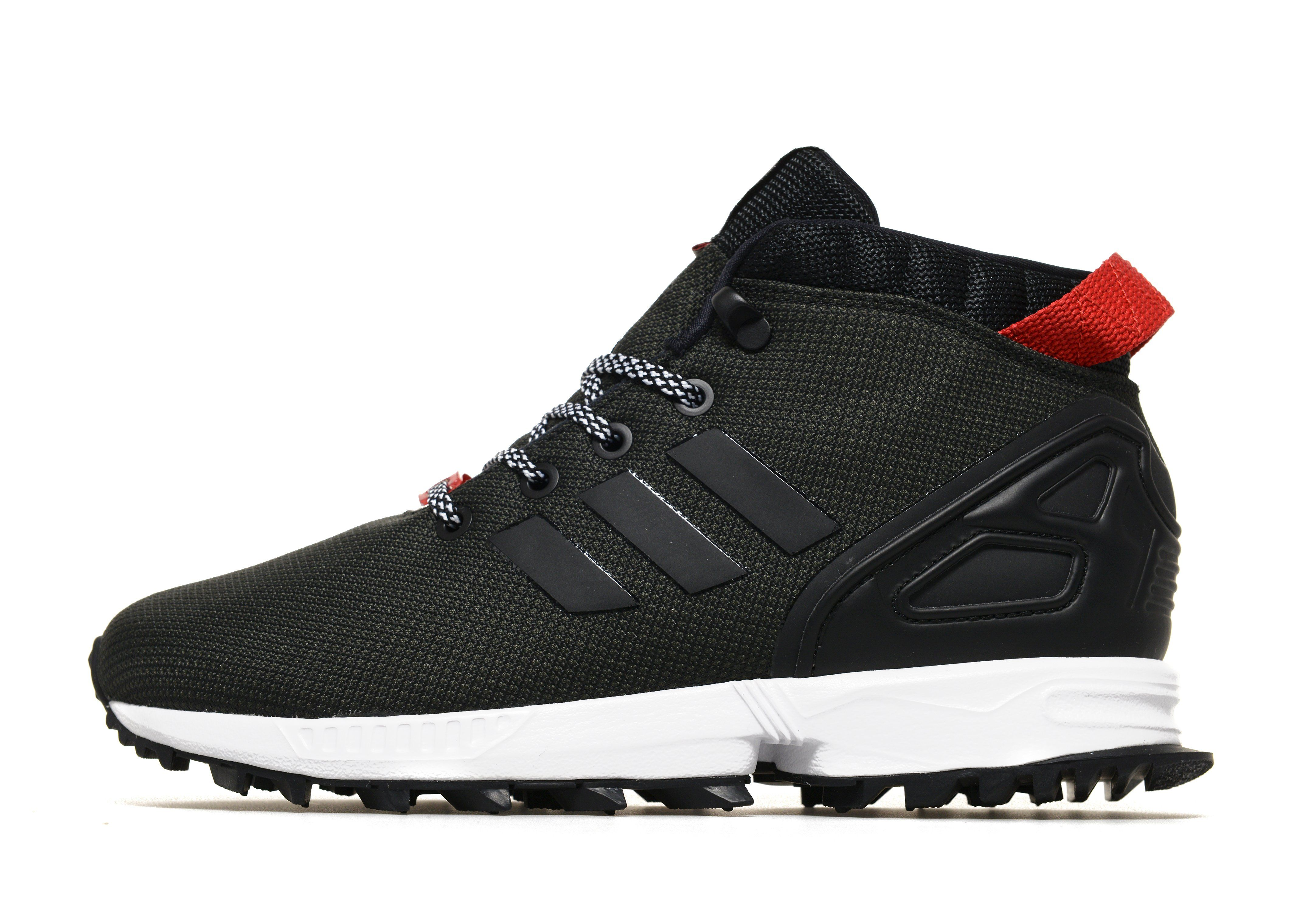 the best attitude d2b43 71af2 ... best price adidas originals zx flux 5 8 trail junior jd sports 0742c  c622e