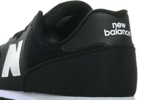 jd new balance black junior