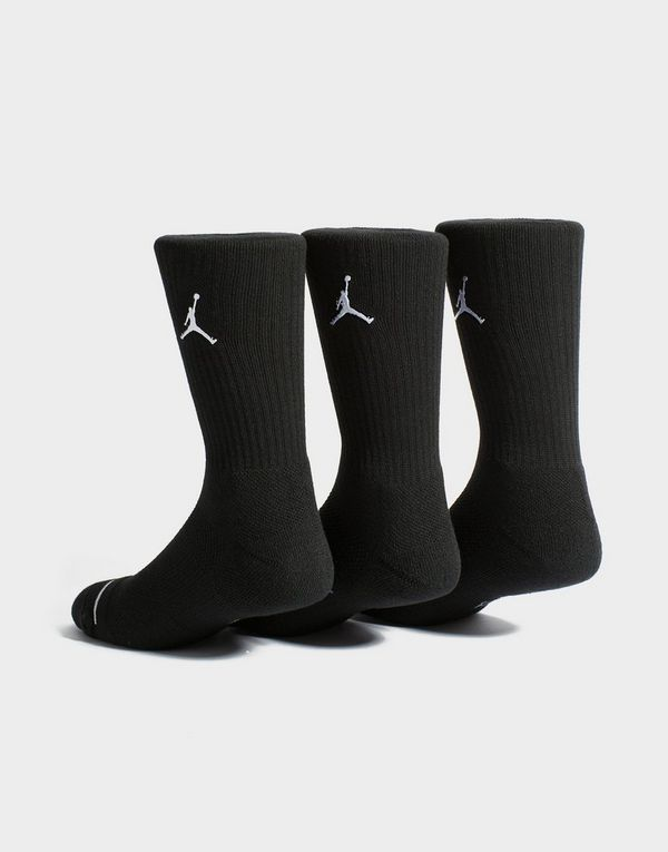 timeless design b4564 4dd47 Jordan 3 Pack Crew Socks