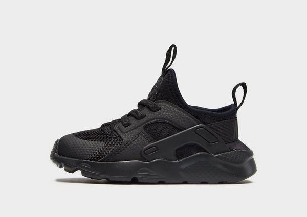 nike huarache black infant