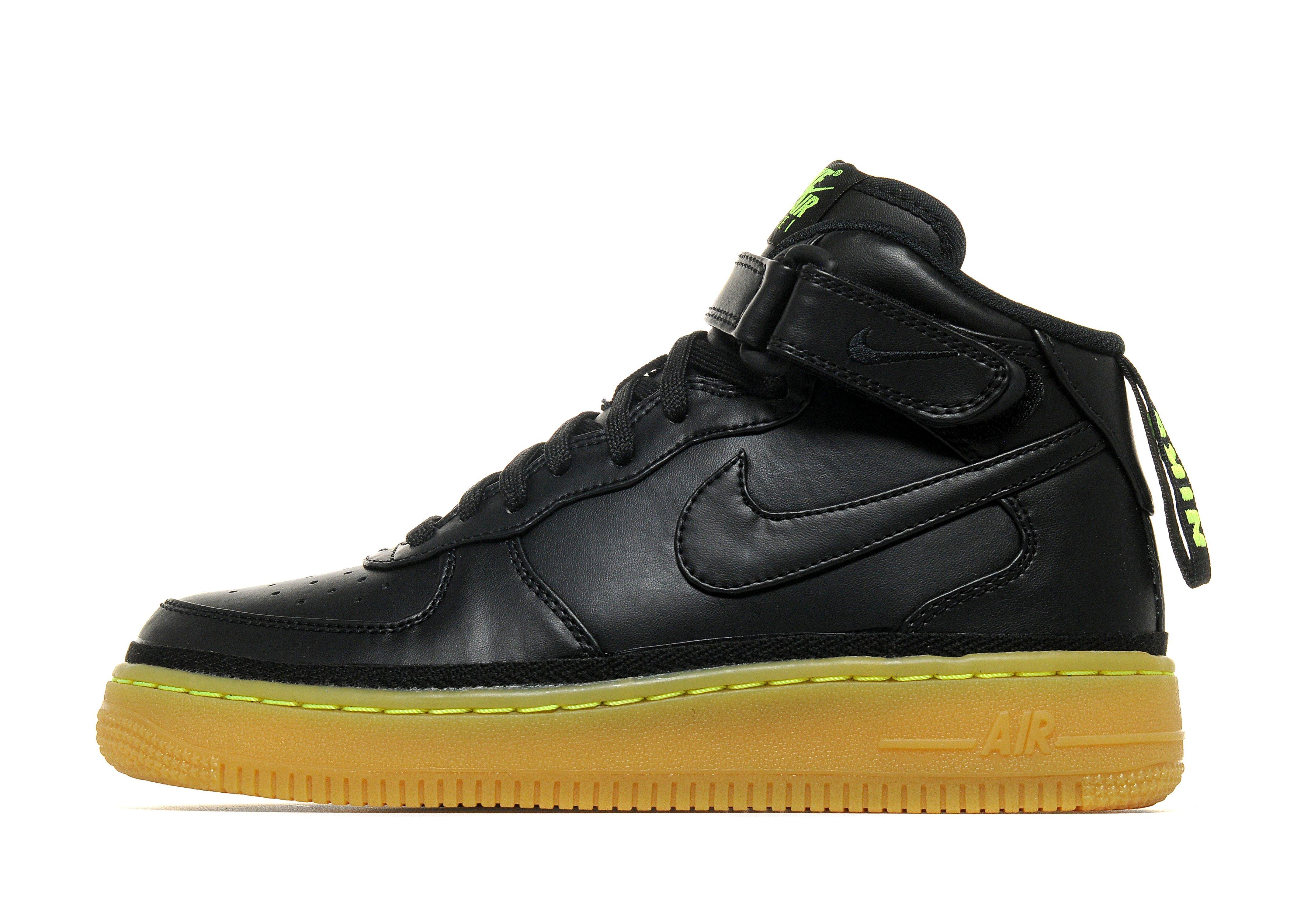 recherche en ligne professionnel à vendre Nike Air Force 1 Mi Noir Junior L0N3SxVdl