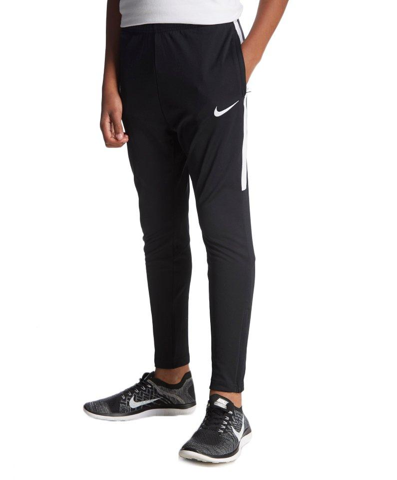 nike black tracksuit pants with suede