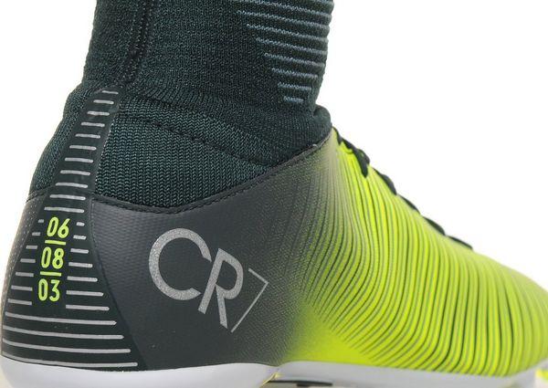 Nike Chapter 3 Mercurial Superfly CR7 V FG Men's Green