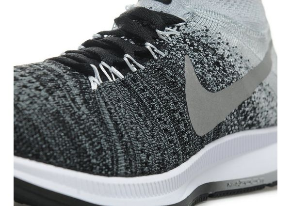 Nike Pegasus FlyKnit All Out Junior Black