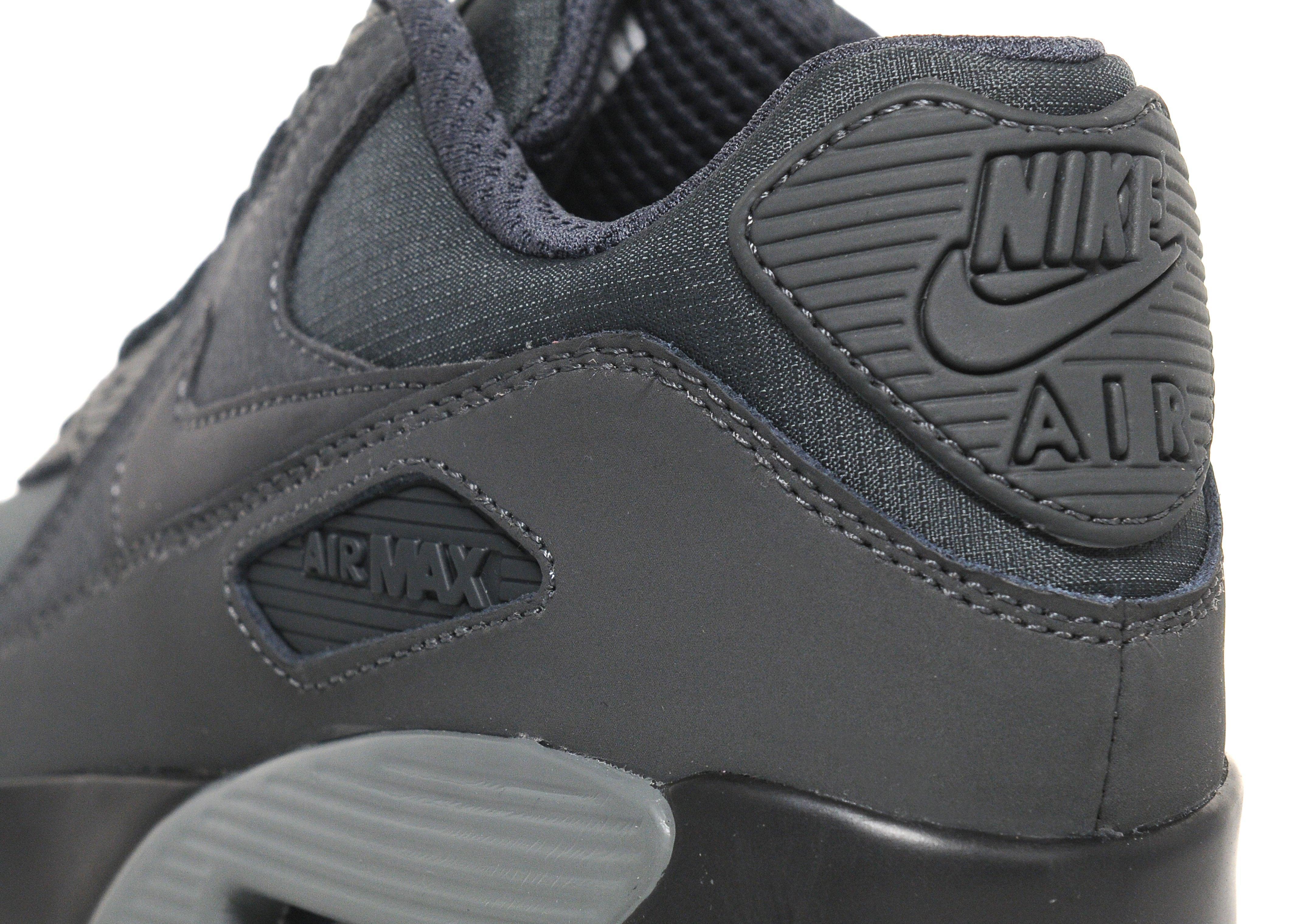 grey nike air max 90 junior