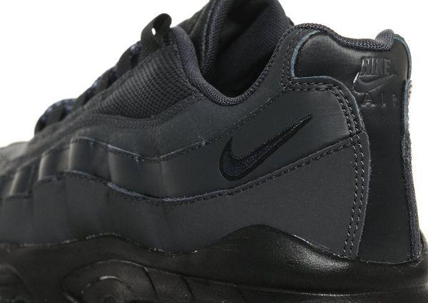 nike air max 95 junior black