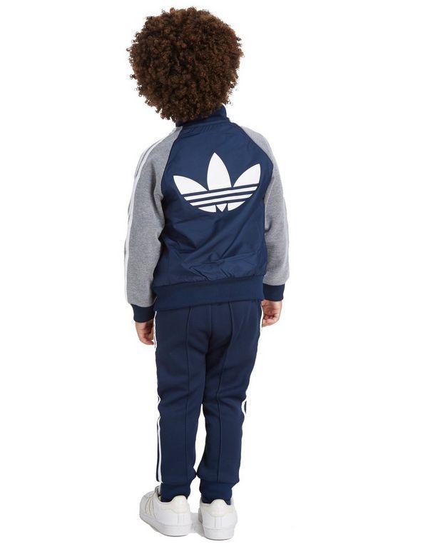 adidas Originals Superstar Woven Suit Infant