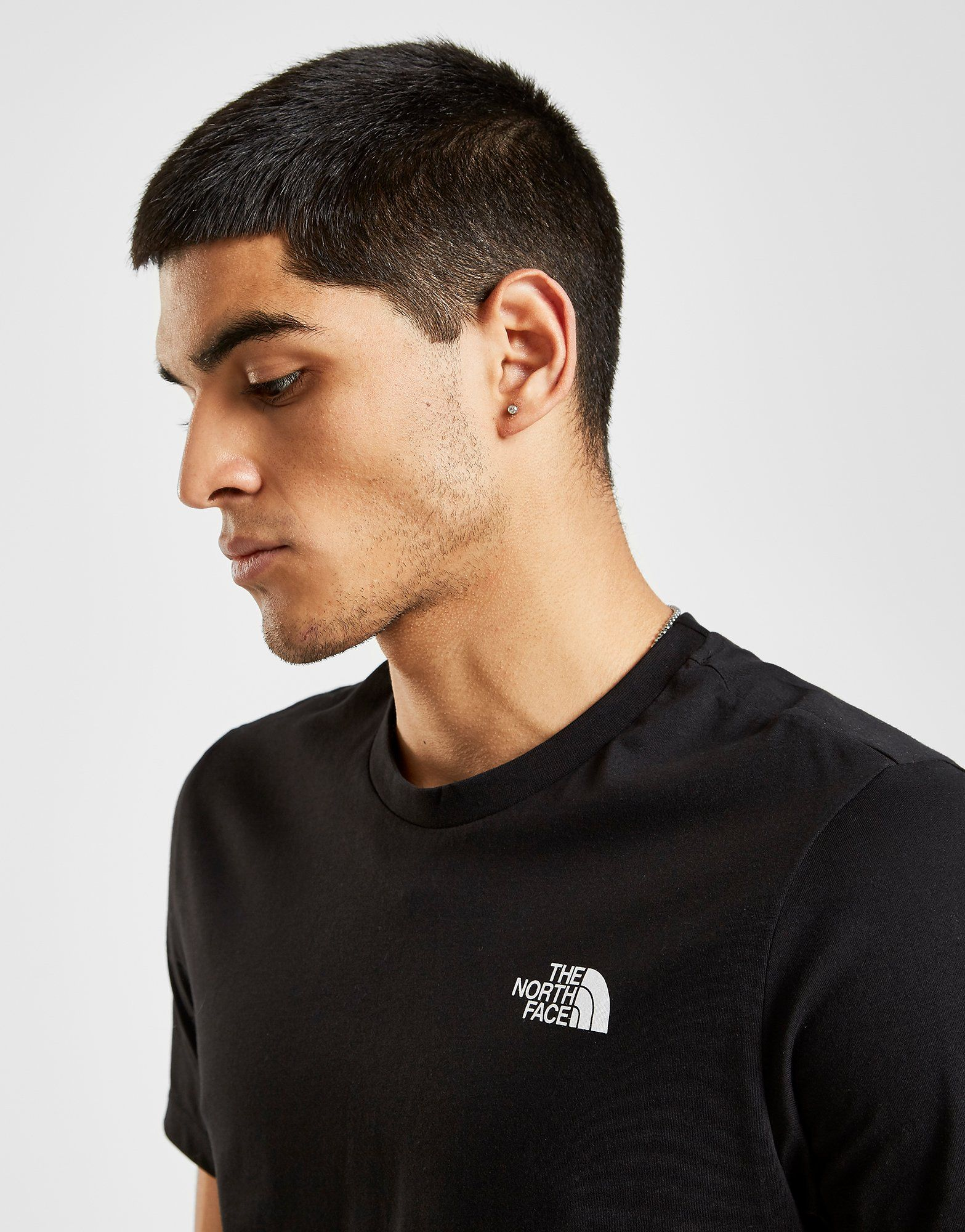 The North Face Simple Dome T-Shirt Heren